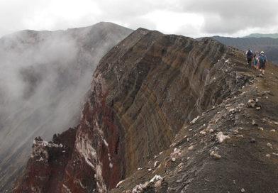 Twin peaks: Walking Vanuatu's volcanoes