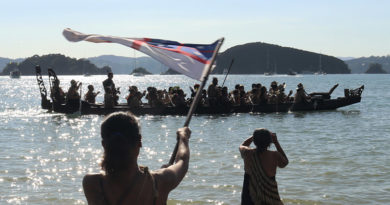 Waitangi Day in pictures