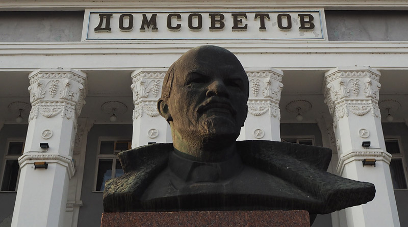Transnistria: How to visit a country that doesn't exist