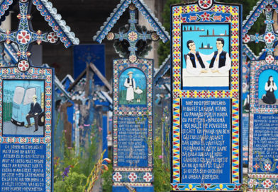 The Merry Cemetery: Where folk art conquers grief
