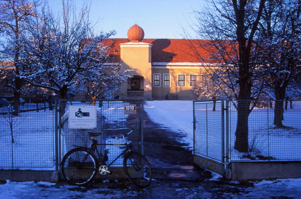 Česko-anglické gymnázium (Anglo-Czech High School) in České Budějovice