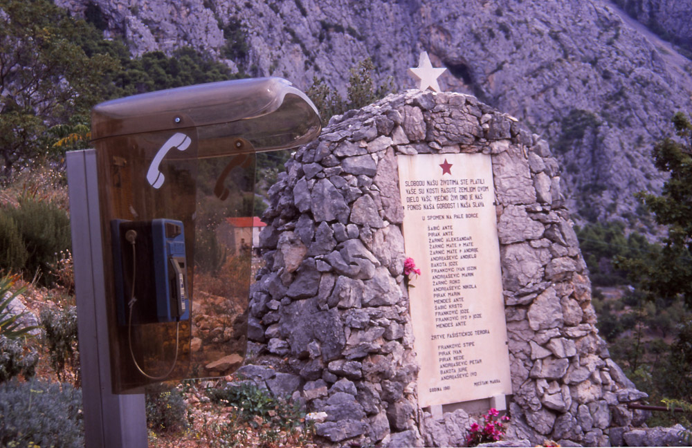 Biokovo National Park, Croatia, 2004