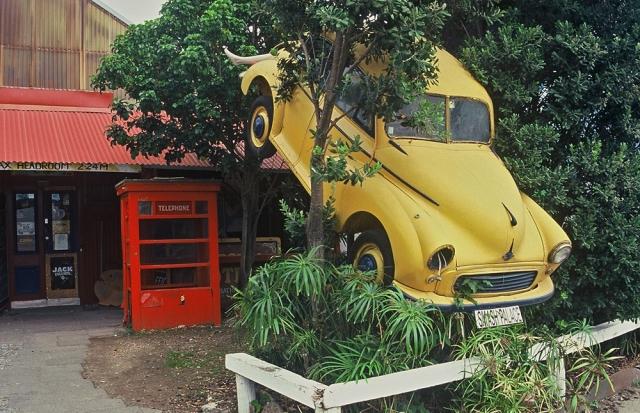 Smash Palace Bar, Gisborne, New Zealand, 2003. Photo: Peter de Graaf