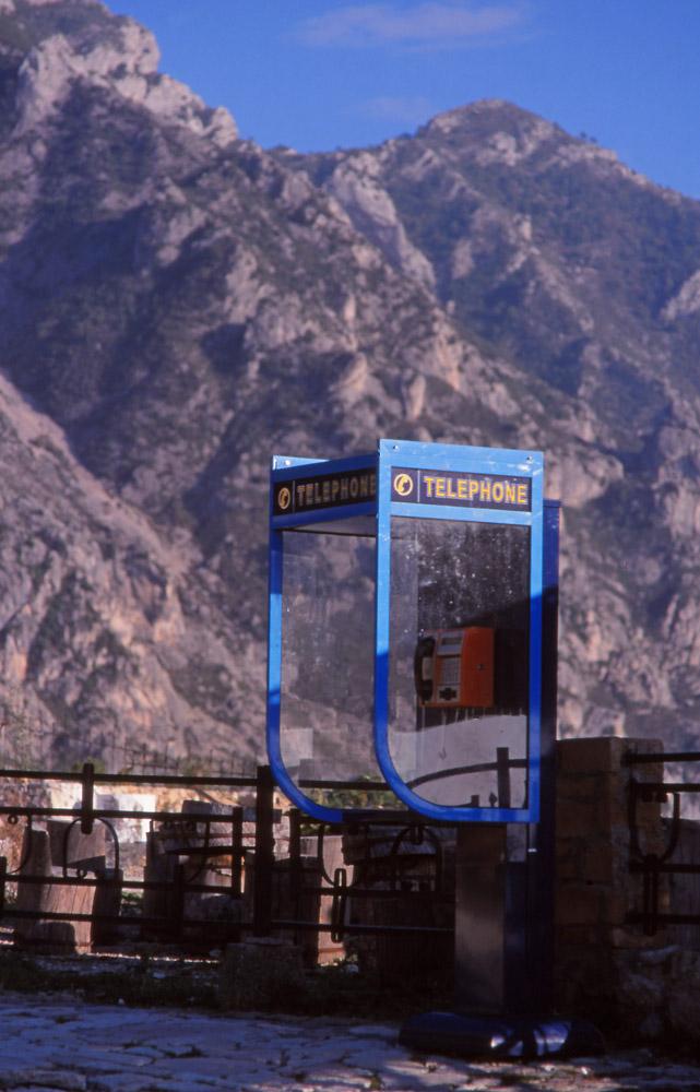 Kruja, Albania, 1997