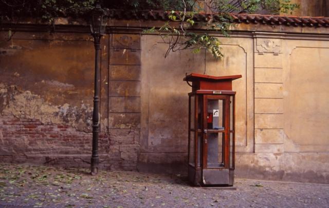Prague, Czechoslovakia, 1992
