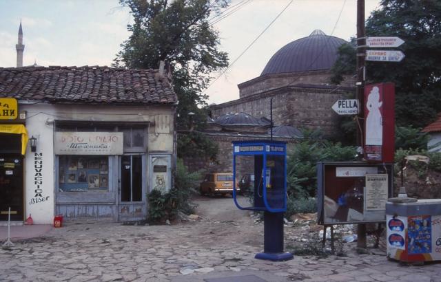 Skopje, Macedonia, 1993. Photo: Peter de Graaf